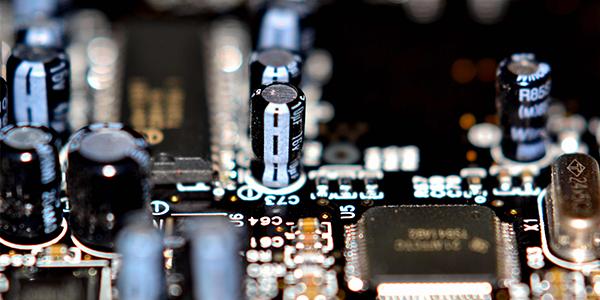 photo of circuit board